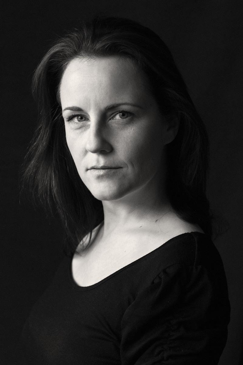 Porträt von Theresa