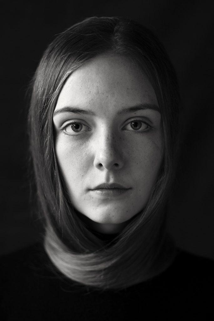 Porträt Frau