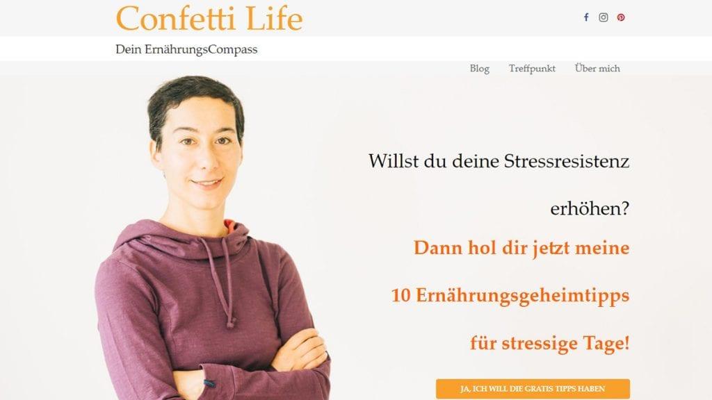 Das Headerfoto von der Website der Ernährungsberatung Victoria Ghorbani in Bremen hat Fotografin Astrid Schulz aus Bremen gemacht.